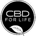CBD For Life logo