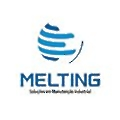 Melting logo