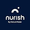 nurish by Nature Made logo