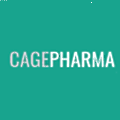 Cage Pharma logo