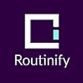 Routinify logo