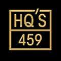 HQ'S 459 logo