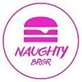 Naughty BRGR logo
