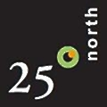 25 Degrees North logo