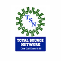Total Source Network logo