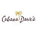 Cabana Dave's logo