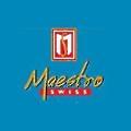 Maestro Swiss logo