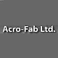 Acro-Fab logo