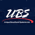 Unique Broadband Systems logo