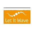 Let It Wave logo