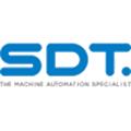 Sdt Scandinavian Drive Technologies logo
