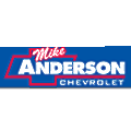 Mike Anderson Chevy logo