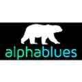 AlphaBlues logo