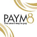 PAYM8 logo