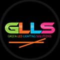 Green LED Lighting Solutions logo