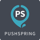 PushSpring logo