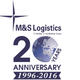 M&S Logistics logo