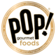 Pop! Gourmet Foods logo
