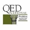 QED National logo