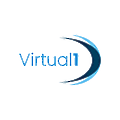 Virtual1 logo