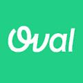 Oval Money logo