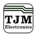 TJM Electronics logo