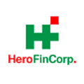 Hero FinCorp logo