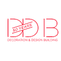 Decoration & Design Building logo
