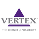 Vertex Pharmaceuticals logo