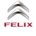 Citroen Garage Felix logo