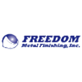 Freedom Metal Finishing logo