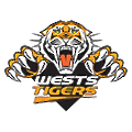 Wests Tigers Rugby League logo