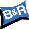 B&R Auto Wrecking logo