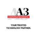 A3 Communications logo