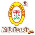 MD Food logo