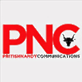 Pritish Nandy Communications logo