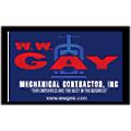 W.W. Gay Mechanical Contractors logo
