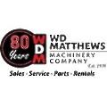 W.D. Matthews Machinery logo