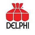 Delphi Glass logo