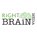 Right Brain Media logo