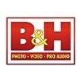 B&H Photo & Electronics logo