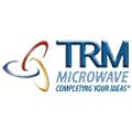 TRM Microwave logo