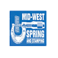 Mid-West Spring and Stamping logo