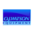 O.J. Watson Equipment logo
