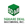 Square Deal Machining logo