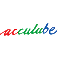 Acculube logo