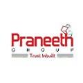 Praneeth logo