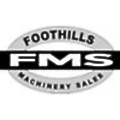 Foothills Machinery Sales logo