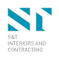 S&T Interiors and Contracting logo
