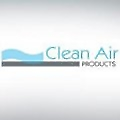 Clean Air Products logo